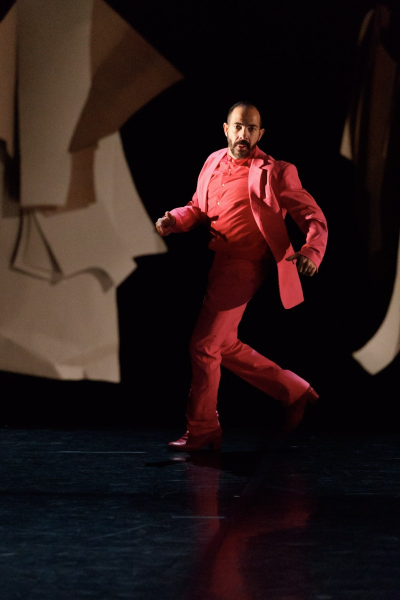 Al Baile. Juan Carlos Lérida. Photo: Daniel Karsh
